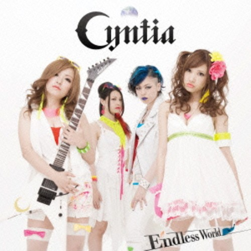 【中古】Endless World/Cyntia