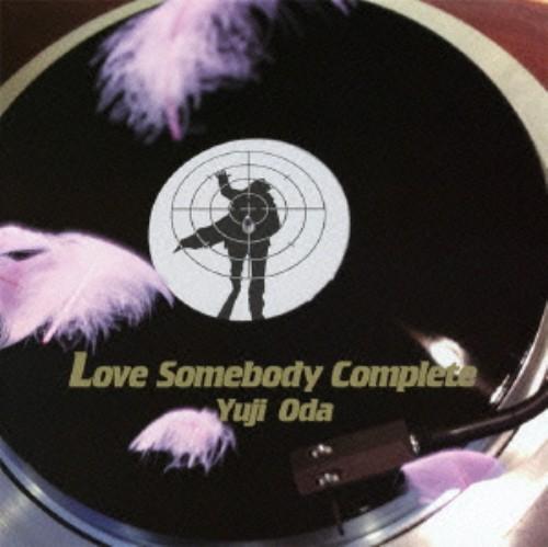 【中古】Love Somebody 完全盤(初回限定盤)(DVD付)/織田裕二