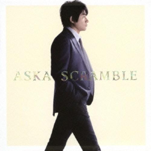 【中古】SCRAMBLE(ブルーレイ付)/ASKA