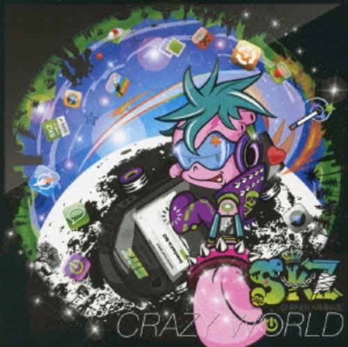 【中古】CRAZY WORLD/少年カミカゼ