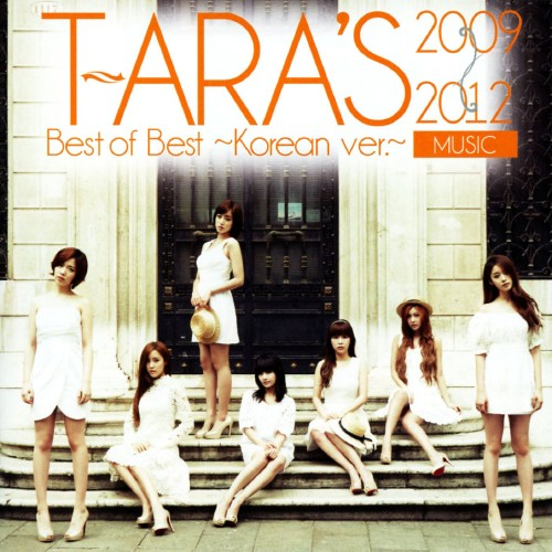 【中古】T−ARA's Best of Best 2009−2012〜Korean ver.〜/T−ARA