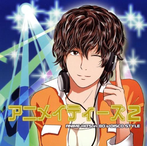 【中古】アニメイティーズ2−Anime Hits in 80's Disco Style/オムニバス