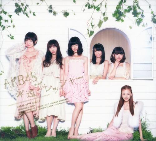 【中古】永遠プレッシャー(DVD付)(Type−B)/AKB48