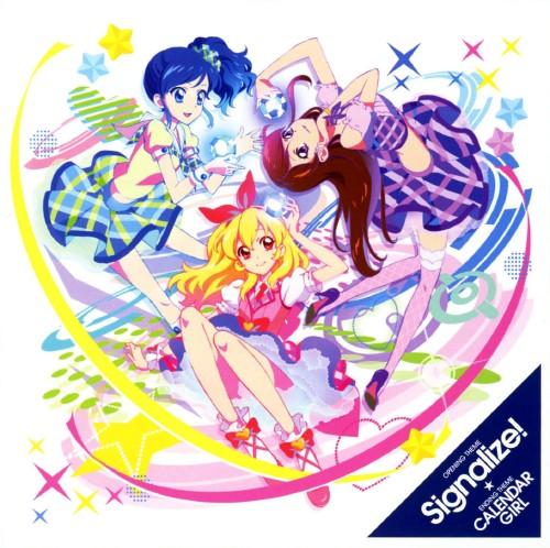 【中古】Signalize!/カレンダーガール/わか/ふうり/すなお/りすこ from STAR☆ANIS