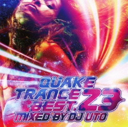 【中古】QUAKE TRANCE BEST.23 MIXED BY DJ UTO/DJ UTO