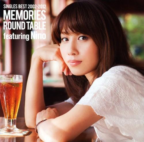 【中古】SINGLES BEST 2002−2012 MEMORIES/ROUND TABLE featuring Nino