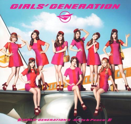 【中古】GIRLS' GENERATION II〜Girls&Peace〜(初回限定盤A)(DVD付)/少女時代