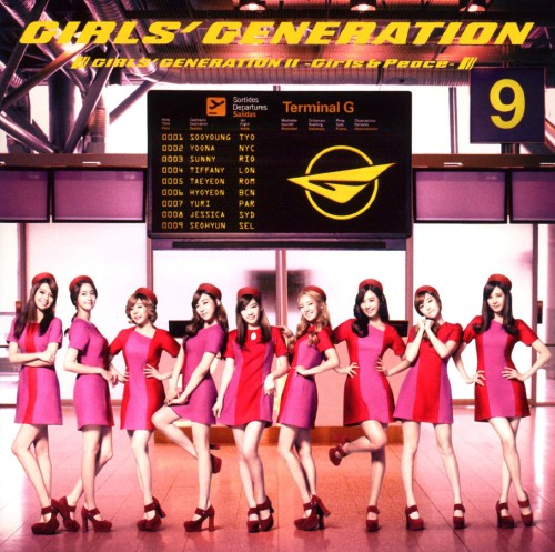 【中古】GIRLS' GENERATION II〜Girls&Peace〜/少女時代