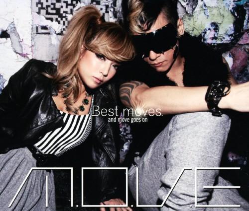 【中古】Best moves.〜and move goes on〜(スペシャルデラックス盤)(3CD+DVD)/m.o.v.e