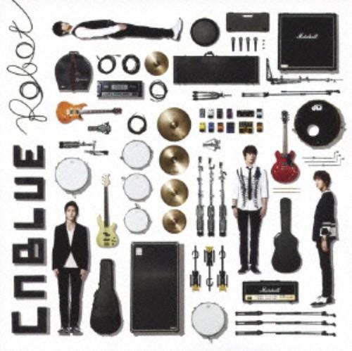 【中古】Robot(初回限定盤)(DVD付)/CNBLUE