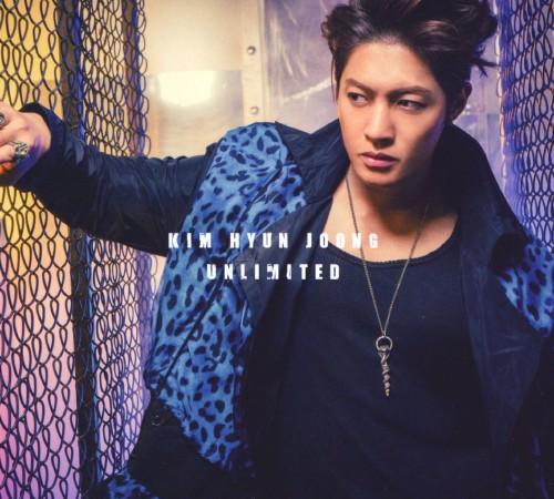 【中古】UNLIMITED(初回限定盤B)(DVD付)/キム・ヒョンジュン