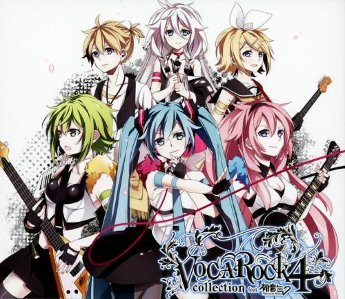 【中古】VOCAROCK collection 4 feat.初音ミク/オムニバス