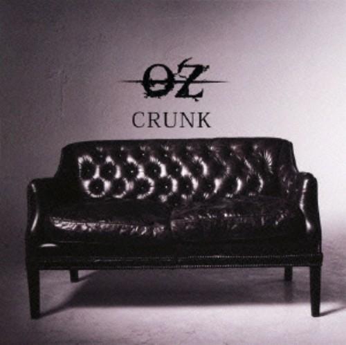 【中古】CRUNK(初回限定盤)(DVD付)/OZ