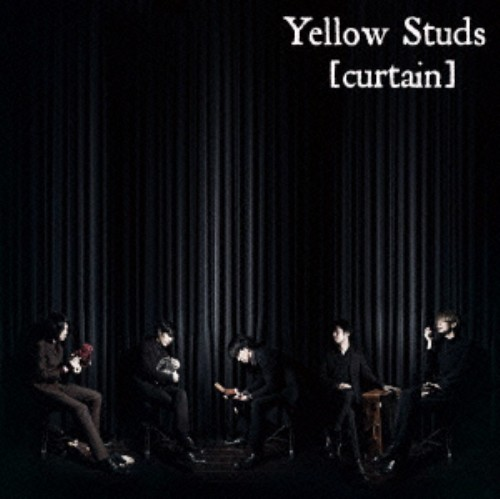 【中古】curtain/Yellow Studs