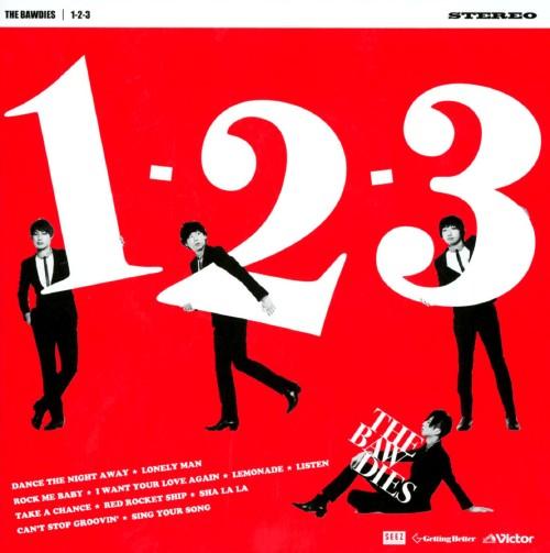 【中古】1−2−3/THE BAWDIES