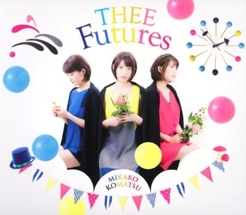 【中古】THEE Futures/小松未可子