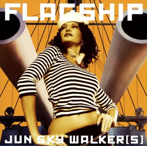 【中古】FLAGSHIP(初回限定盤)(DVD付)/JUN SKY WALKER(S)