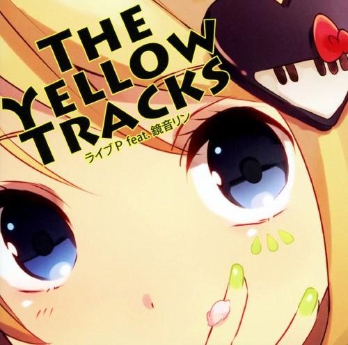 【中古】THE YELLOW TRACKS/ライブP feat.鏡音リン