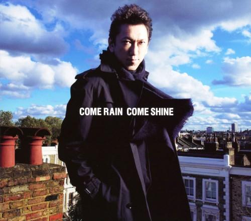 【中古】COME RAIN COME SHINE(初回限定盤)(DVD付)/布袋寅泰