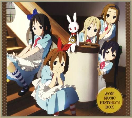 【中古】K−ON! MUSIC HISTORY'S BOX/アニメ・サントラ