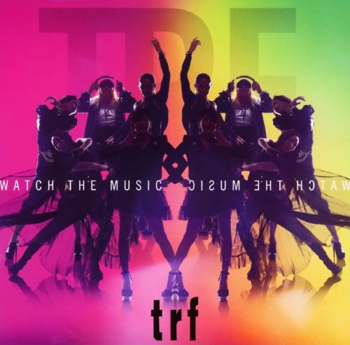 【中古】WATCH THE MUSIC(DVD付)/TRF