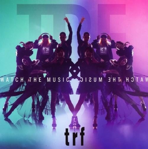 【中古】WATCH THE MUSIC/TRF