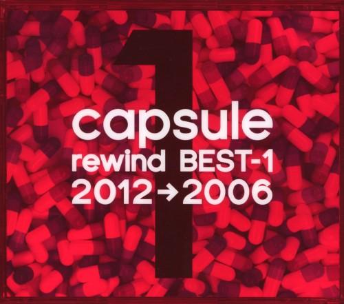 【中古】rewind BEST−1(2012→2006)/capsule