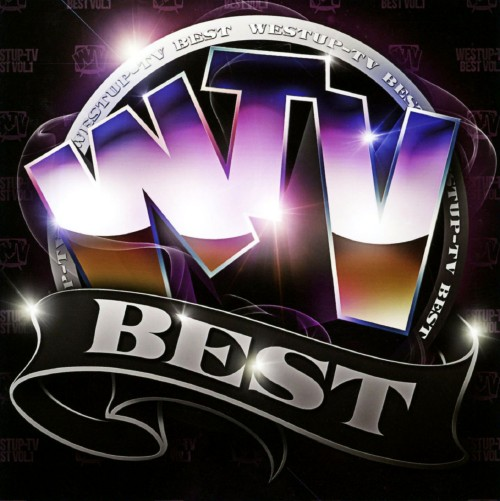 【中古】Westup−TV BEST VOL.1(DVD付)/オムニバス
