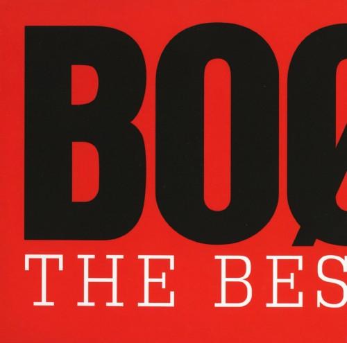 【中古】BOφWY THE BEST STORY/BOφWY