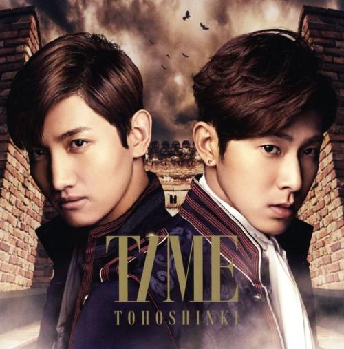 【中古】TIME(初回限定盤)(DVD付)/東方神起
