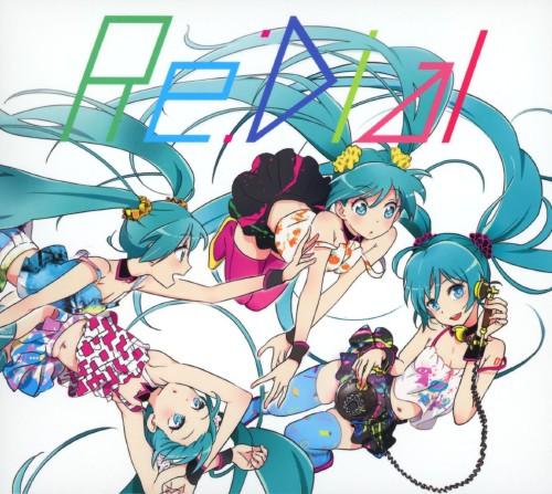 【中古】Re:Dial(期間限定盤)(DVD付)/livetune feat.初音ミク