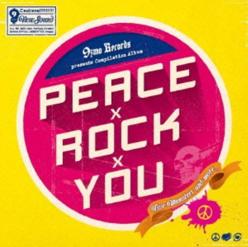 【中古】PEACE×ROCK×YOU/オムニバス