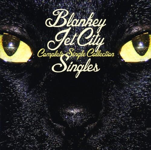 【中古】COMPLETE SINGLE COLLECTION「SINGLES」/ブランキー・ジェット・シティ