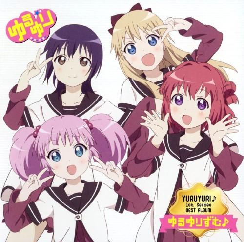 【中古】YURUYURI♪1st.Series Best Album ゆるゆりずむ♪/アニメ・サントラ