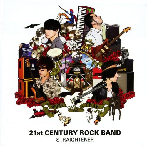 【中古】21st CENTURY ROCK BAND/ストレイテナー