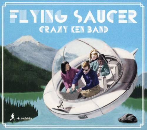 【中古】FLYING SAUCER(初回限定盤)(DVD付)/クレイジーケンバンド