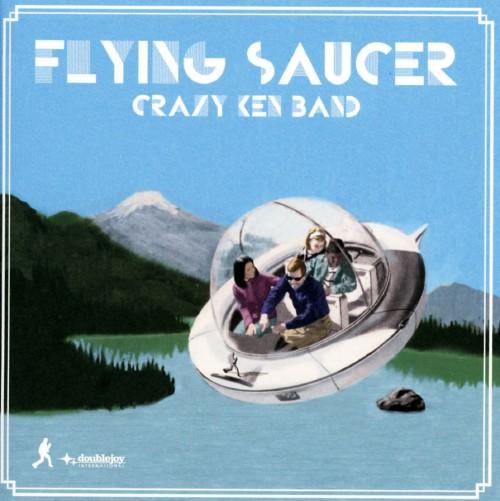 【中古】FLYING SAUCER/クレイジーケンバンド