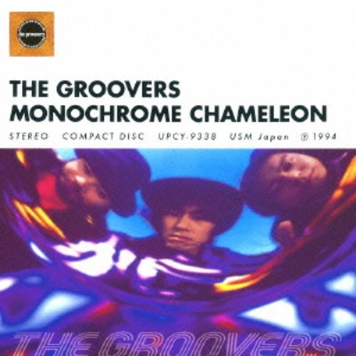【中古】MONOCHROME CHAMELEON+2(初回限定盤)/THE GROOVERS