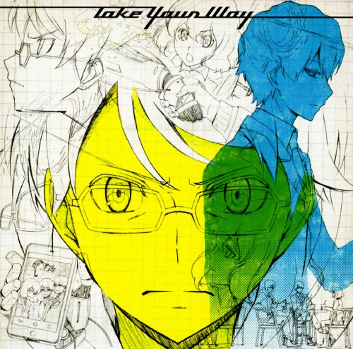 【中古】Take Your Way/livetune adding Fukase(from SEKAI NO OWARI)
