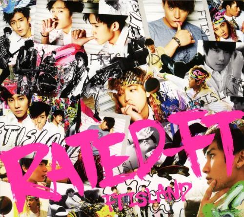 【中古】RATED−FT(初回限定盤A)(DVD付)/FTISLAND