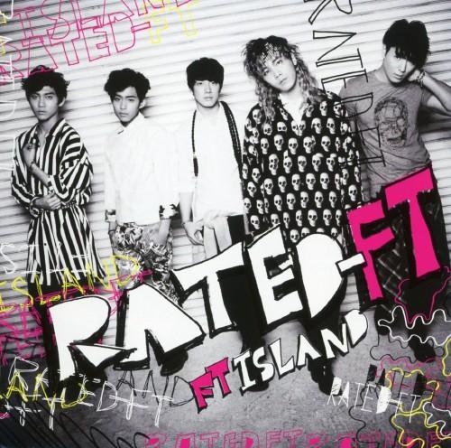 【中古】RATED−FT(初回限定盤B)(DVD付)/FTISLAND