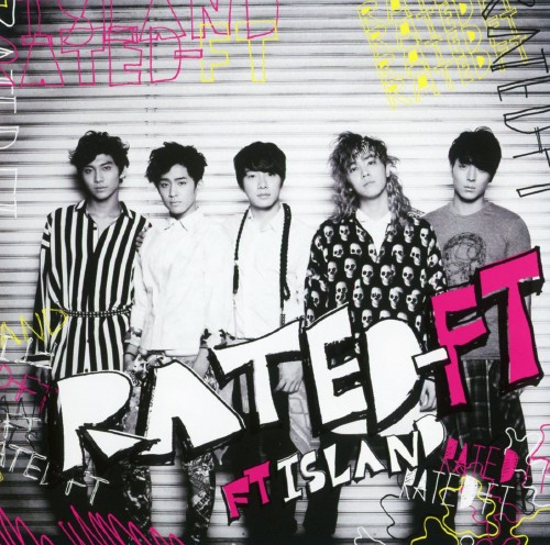 【中古】RATED−FT/FTISLAND