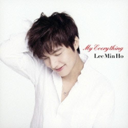 【中古】My Everything/イ・ミンホ