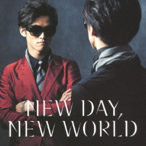 【中古】NEW DAY,NEW WORLD(初回限定盤)(DVD付)/ヒルクライム