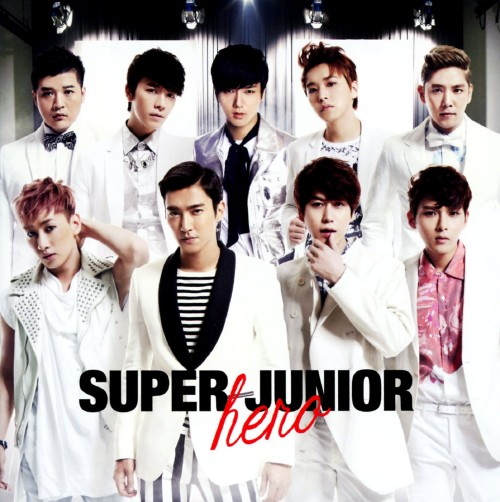 【中古】Hero/SUPER JUNIOR