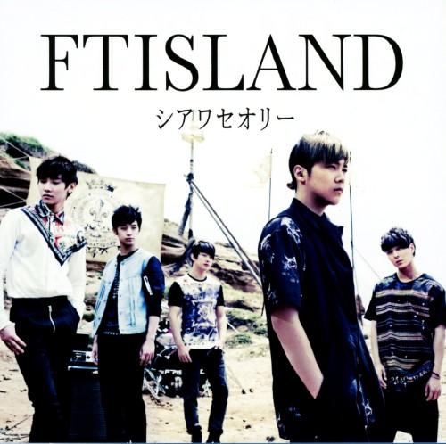 【中古】シアワセオリー/FTISLAND