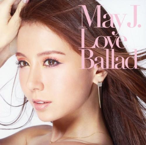 【中古】Love Ballad(DVD付)/May J.