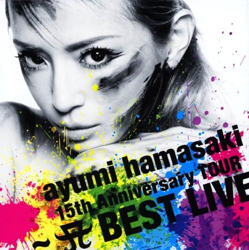 【中古】ayumi hamasaki 15th Anniversary TOUR〜A BEST LIVE〜/浜崎あゆみ