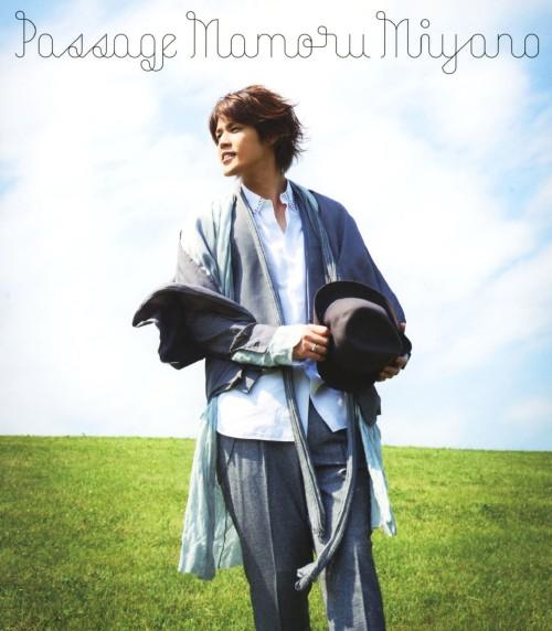【中古】PASSAGE(初回限定盤)(DVD付)/宮野真守