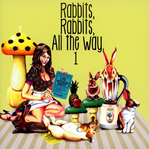 【中古】Rabbits,Rabbits,All the way 1/SHAKALABBITS